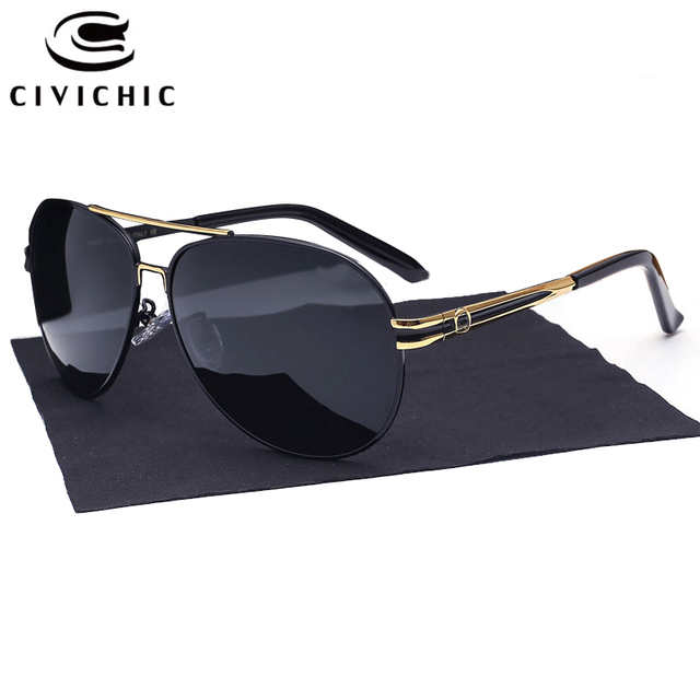2319a87beed Hot Trend Men Polarized Sunglasses Classic Driving Glasses Brand Designer Outdoor  Eyewear for Police Pilot Oculos