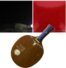 Friendship 729 A2 Carbon Fiber Yasaka New Era / Zap Table Tennis Blade With rubbers quality finished racket