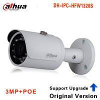 Dahua 3MP IP Camera HFW 1320S Replace HFW4300S Support IR HD 1080p Security Outdoor Network Bullet
