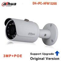 Dahua 3MP IP Camera HFW 1320S Replace HFW4300S Support IR HD 1080p Security Outdoor Network Bullet