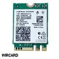 WIRCARD Für Dual Band AX200 2400Mbps Wireless AX200NGW NGFF M.2 Bluetooth 5,0 Wifi Netzwerk Karte 2,4G/5G 802,11 ac/ax