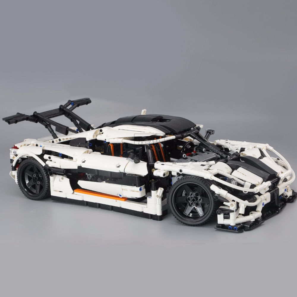 Lepin 23002 3136Pcs Technic Series The MOC Traffic jam Model Building blocks Bricks Children Gift Toys jam jam the gift