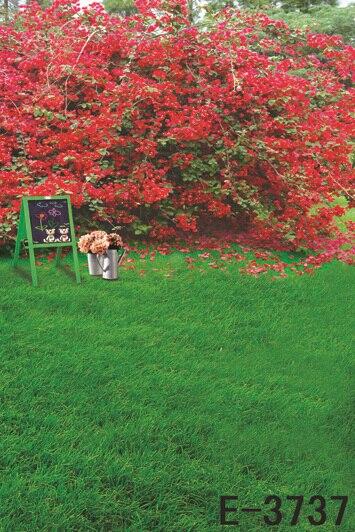 Fond d'écran de mariage écran vert E3737, décors en vinyle 5 * 10ft pour la photographie, fond de fond studio, décors de photographie en vinyle