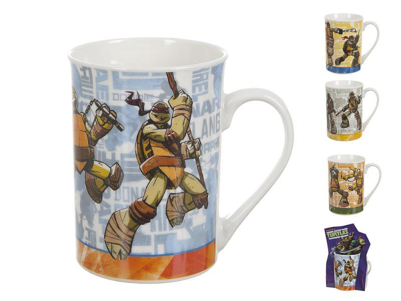 все цены на Mug ENS, Teenage Mutant Ninja Turtles, 300 ml онлайн