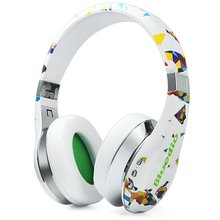 Original Bluedio A Air Headset Handsfree Voice Dial Redial Wireless Bluetooth V4.1 Headset Headband 3D Surround Sound Earphone