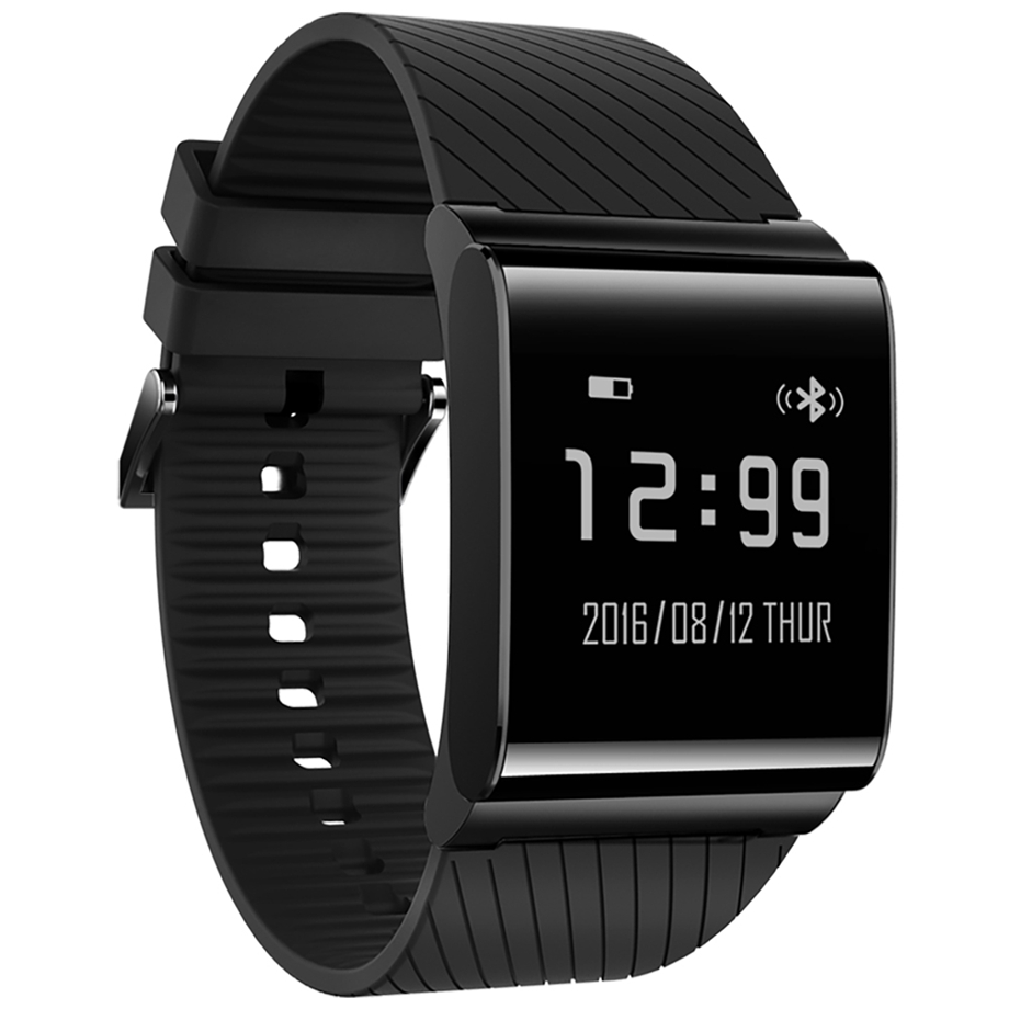 Wristband Smart Watch Activity Tracker Watches Women Heart Monitor Sports Bracelet Wrist Watch for Android IOS X9 Plus Digital x9 plus smart bracelet with silica gel red