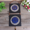 Xinjiang Islamic Quran ornaments hanging wall hanging wall Muslim supplies Halal Restaurant decoration