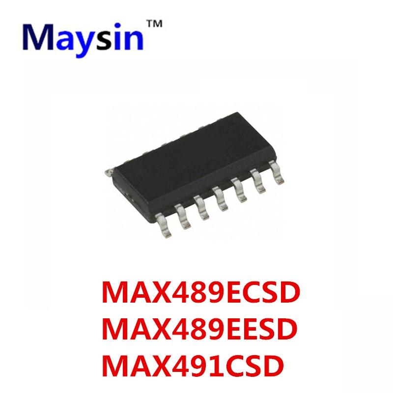 Цена MAX489ECSD+