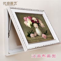 Meter Box Cover Decorative Painting Push Pull Distribution Box Fresco Dining Room Switch Over Type