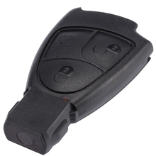 цены на 1x Remote Key Shell Case 3 Buttons Car Key Fob Cover For Mercedes Benz C B E Class CLS CLK SLK ML CL в интернет-магазинах