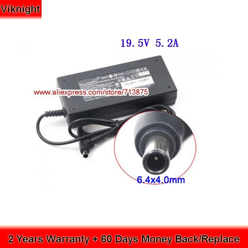 ACDP-100D01 19.5V 5.2A Ac Adapter For Sony KDL KDL-43W800C KDL50W829B KDL50W805B KDL-55W800B KDL42W829B new genuine original for sony rmt tx102d rmttx102d tv remote for kdl 32r500c kdl 40r550c kdl 48r550c fernbedienung