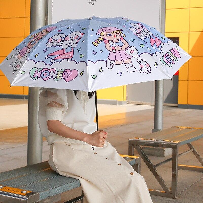 La nouvelle sucette belle sirène parasol sans silicone mini parapluie enfants parapluie mignon parapluie