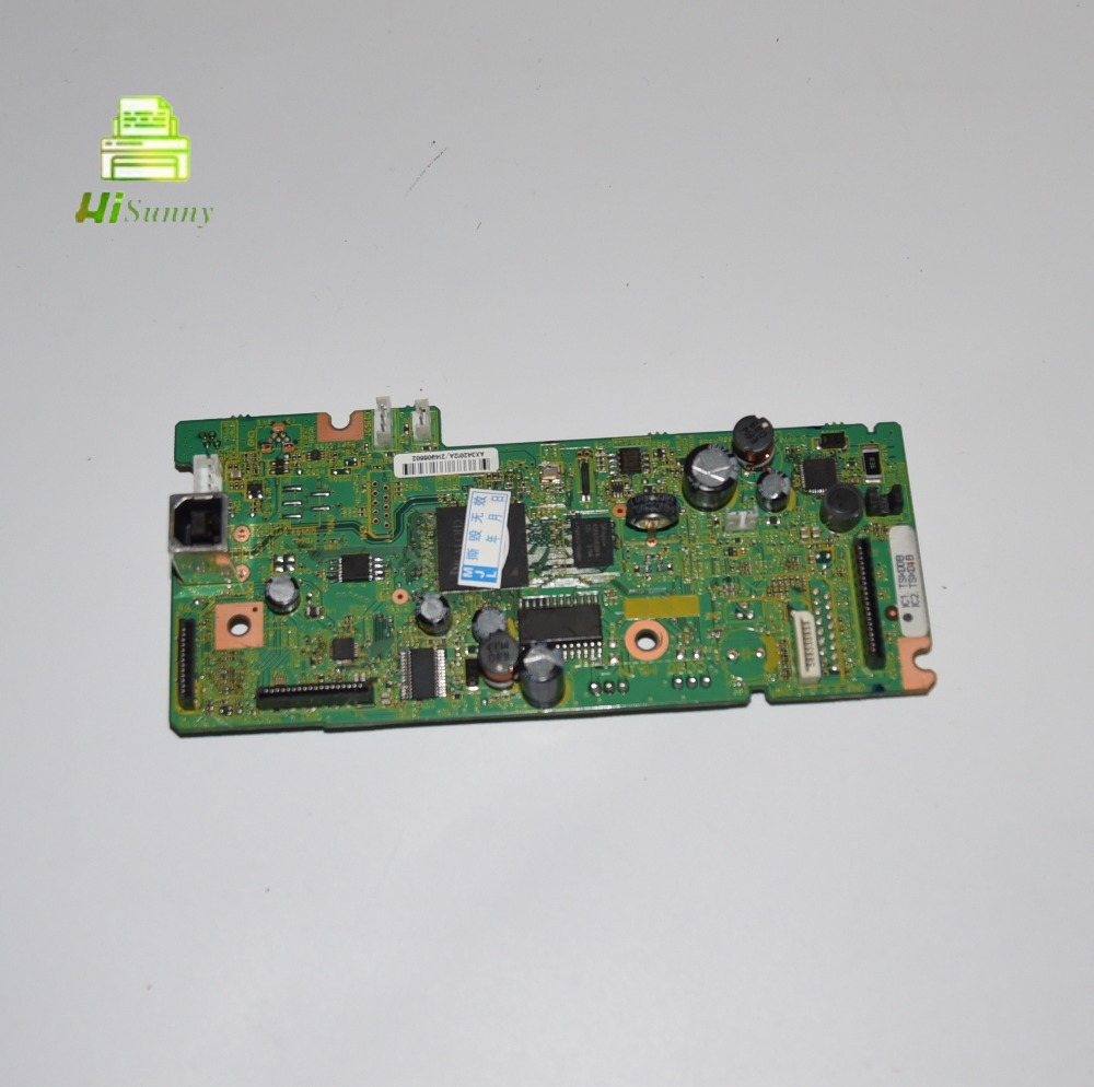 3 months Guarantee for epson L375 mainboard logic mother formatter board