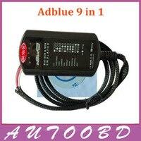 2 UNIDS 8en1 Adblue 8 in1 actualización de Adblue 9 en 1 NO es NECESARIO NINGÚN SOFTWARE Universal 9in1 Caja AdBlue Emulación para multi-marcas camiones