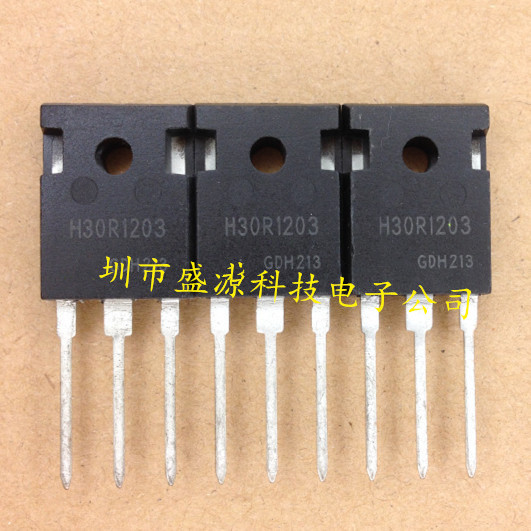 5pcs/lot IHW30N120R3 TO-247 H30R1203 TO247 In Stock