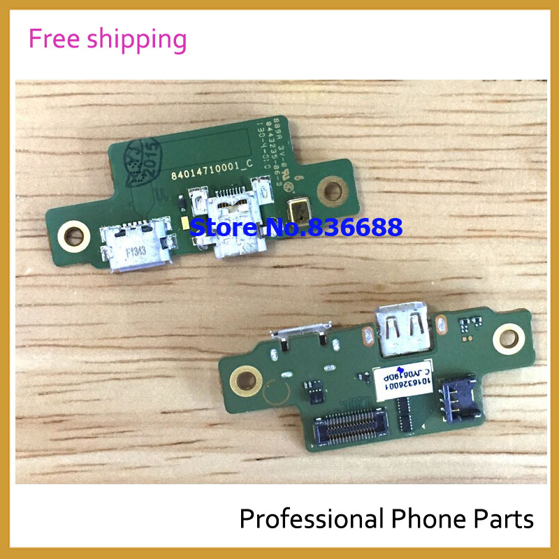 Original For Motorola For XOOM 2 MZ615 MZ617 Dock Connector Flex Cable USB Charger Charging Port Free Shipping+Tracking