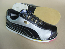 new design genuine leather adult men's professional bowling shoes