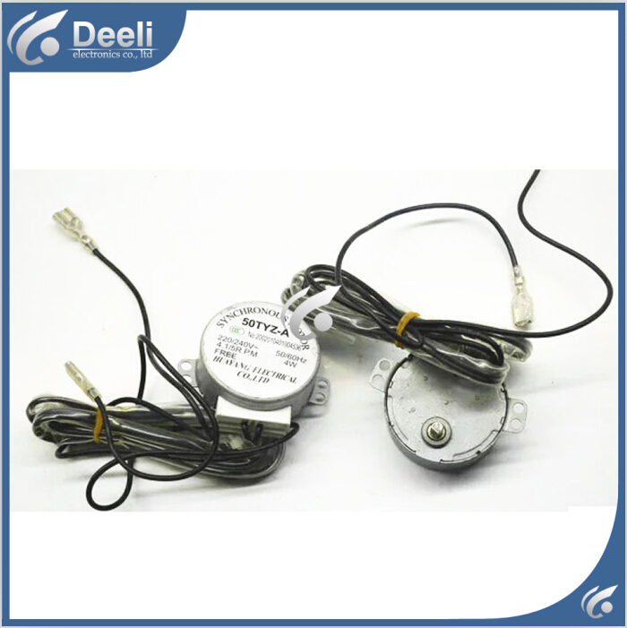 2PCS good working for Air conditioner control board motor 50TYZ-A motor good working for air conditioner control board motor mp24ga5 12v motor 95