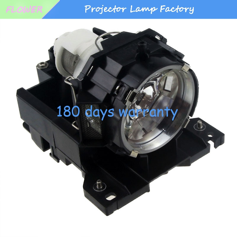 DT00771 / CPX605WLAMP   Lamp With Housing For Hitachi CP X605 CP X608 CP X505 CP X600 PJ1158 Projectors-in Projector Bulbs from Consumer Electronics    1