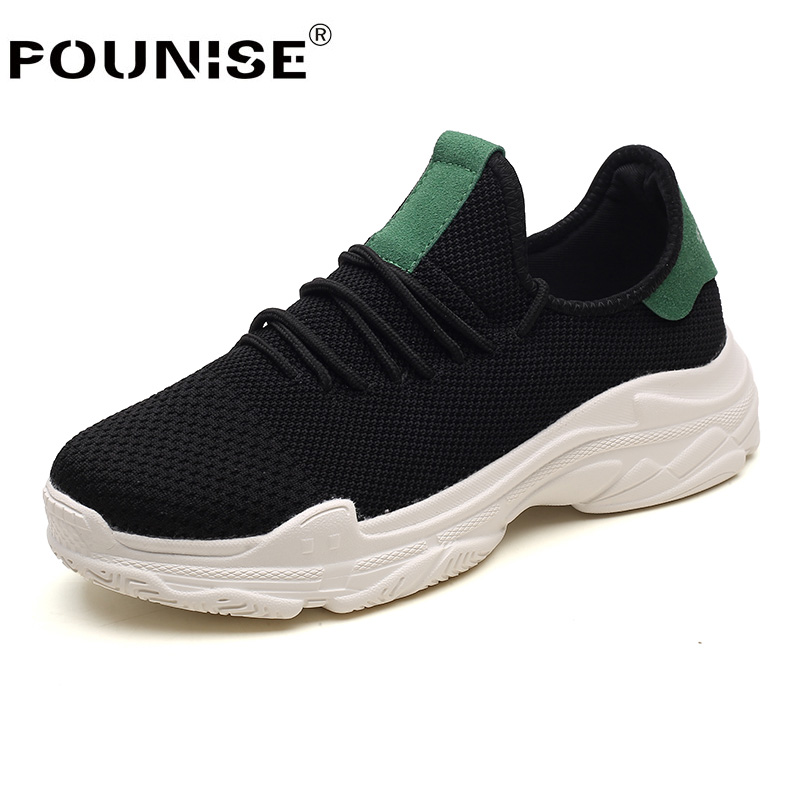 Hot Sale 2018 Fashion Men Shoes Casual Mans Footwear Male Sneakers