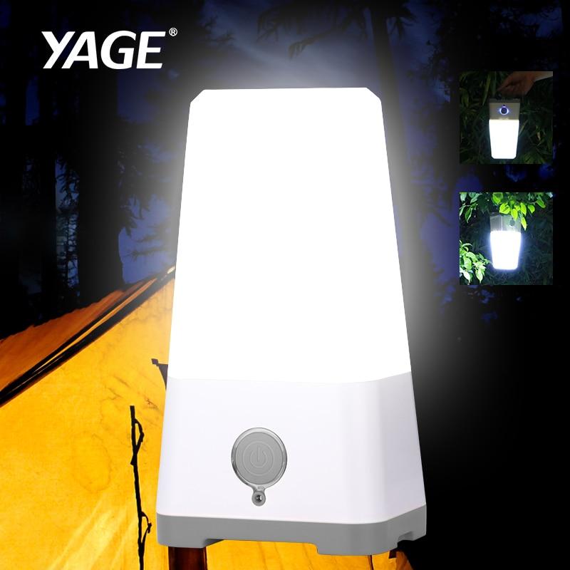 YAGE 5533D portable light led camp portable lantern dinamo rechargeable camping light portable Portable Lanterns modern style