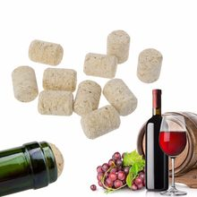 10pcs/lot 20mm/21mm/22mm Straight Bottle Wood Corks Wine Stoppers Bottle Plug Bottle Cork Bar Tools Good Quality(China)