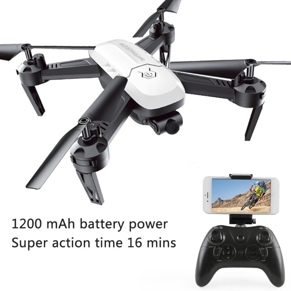 Нмиц S8 FPV Quadcopter Мини Wi Fi Радиоуправляемый Дрон with0.3MP/720 P HD Камера высота Удержание Headless режим тяжести Сенсор телефон приложение Управление