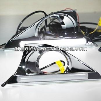 2012–2014 rok pro Camry Aurion LED pásek pro denní svícení V3
