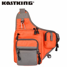 KastKing 2017 New Arrival Fishing Bag 32*39*12cm Multifunctional Outdoor Fishing Tackle Bagpack Waist Bag Bolsa Pesca