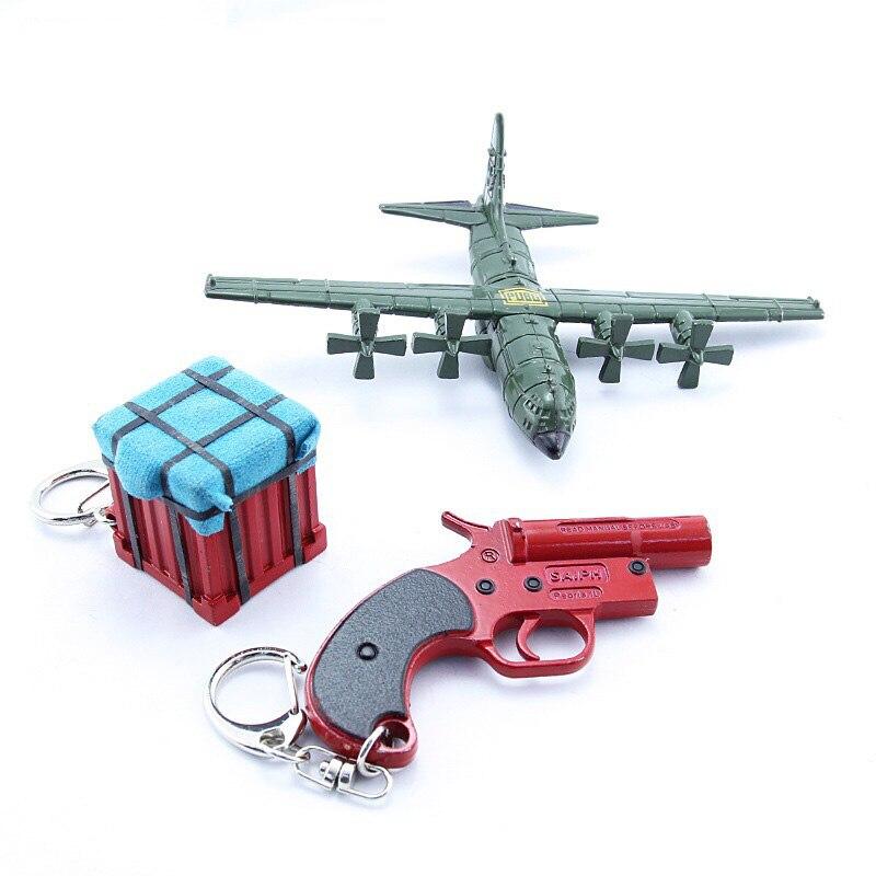 Aircraft Airdrop Box Keychain (12)