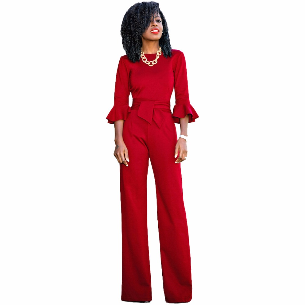 68f19dbe505 2019 autumn Womens Sexy Stretchy Jumpsuit Overalls Long Sleeve Casual  Rompers Summer Off Shoulder Jumpsuits Playsuit BodysuitUSD 10.87/piece
