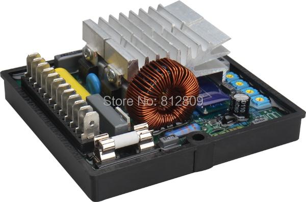 Automatic Voltage Regulator AVR SR7 For Generator SR7-2G free shipping 50 60hz automatic voltage regulator for kutai brushless generator avr ea16 free shipping