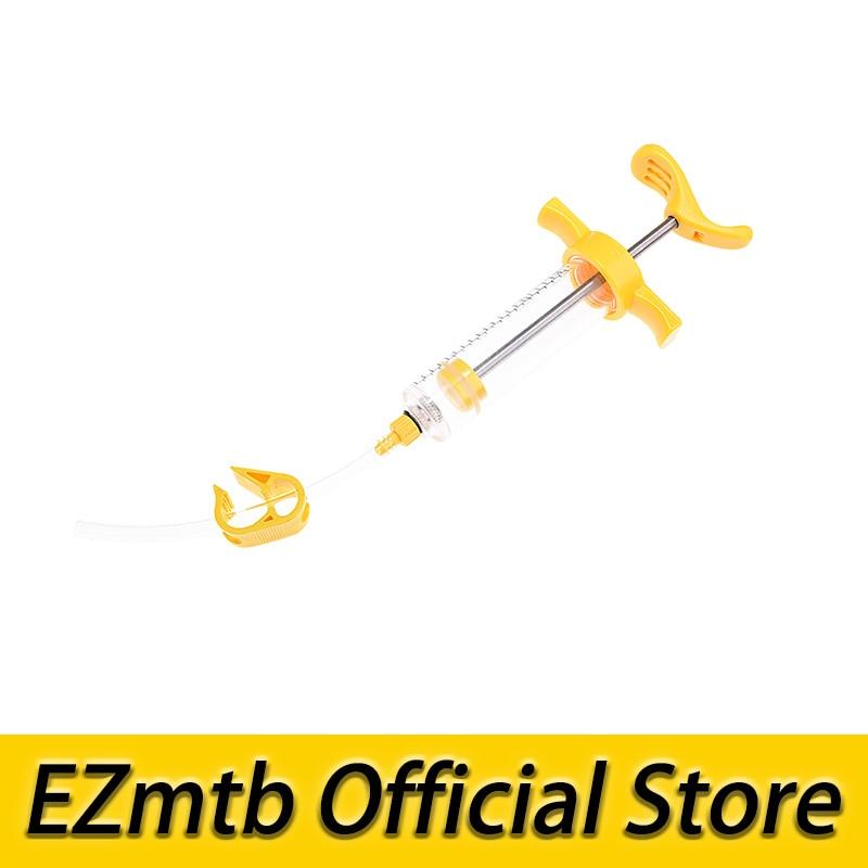 Free Shiping Ezmtb Bleed Syringe Injecter