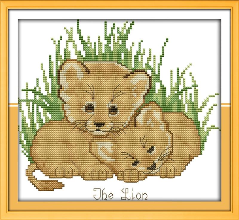 Joy Sunday animal bebés Cruz Pegatinas para uñas Navidad media aguja ...