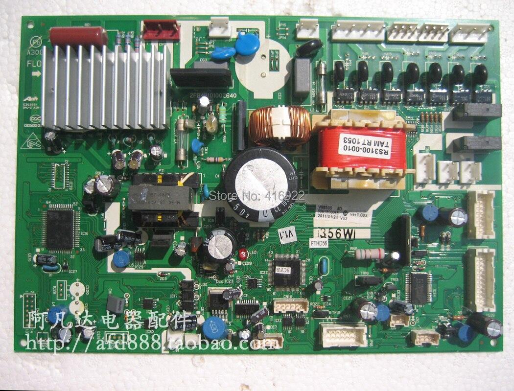 95% new Original good working refrigerator pc board motherboard for haier 0061800863 on sale 95% new original good working refrigerator pc board motherboard for samsung da41 00437a rs19brps da41 00437 da41 00437g on salev
