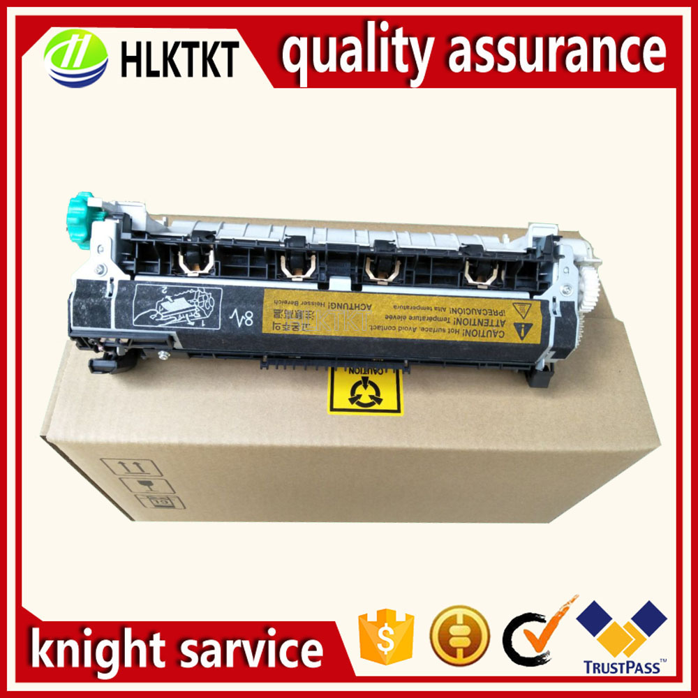 Original 95%New for hp Laserjet 4300 Fuser Assembly Fuser Unit RM1-0102 220V RM1-0101 110V Printer Parts hot 220v fuser assembly fuser unit for hp laserjet lj p3005 m3027 m3035 compatible fixing assembly high quality printer parts