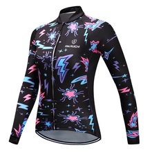 AN.RUICHI  So Cool New Style  Ropa Ciclismo Cycling Jersey/Mountain bike Sportswear Cycling Clothing Women