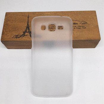 Hard Matte Clear Cover For Samsung Galaxy Grand 2 Duos G7102 G7105 G7106 Frosted Shield Phone Back Half Cover Case Bag Fuda Capa image