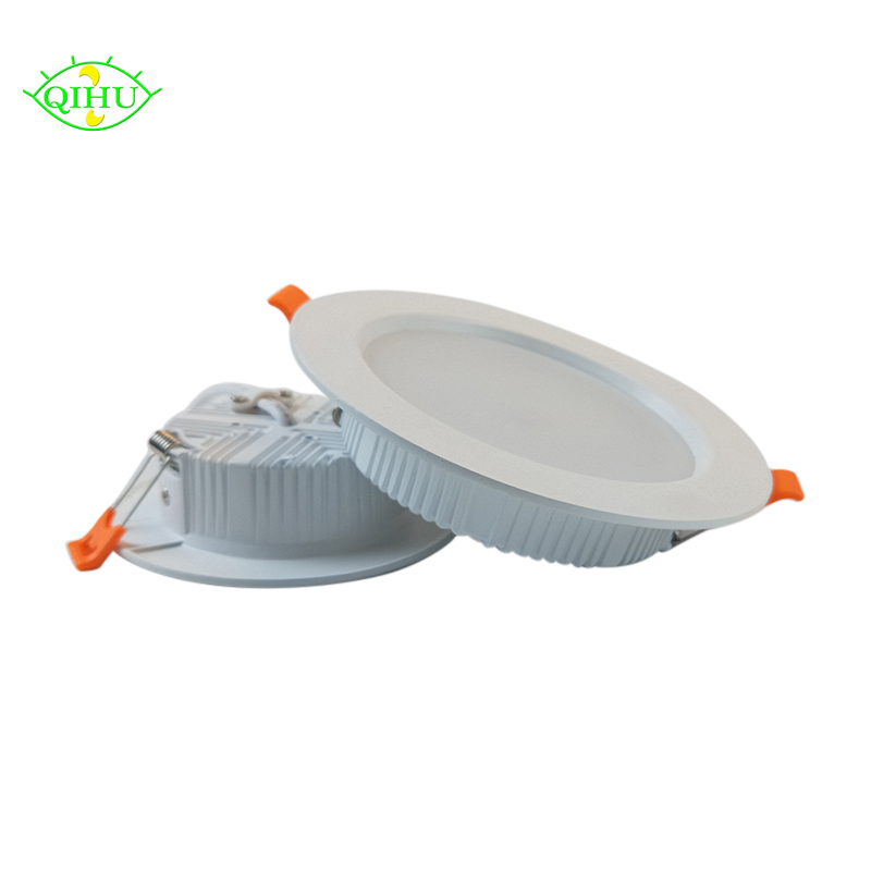 LED Recessed Downlights 9w 12w 3W 5W 7W Down Lamps 220V SMD 5730 Spot Indoor Ceiling Panel Lighting (China)