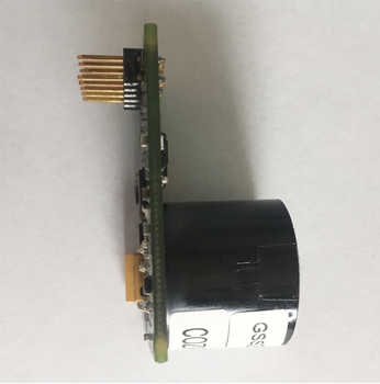 Carbon dioxide CO2 sensor Wide range ultra low power COZIR-WX-5%