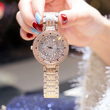 Fashion Luxury Analog Quartz WristWatches Women Ladies Bling Diamonds Crystal Watch Gift Relogio Feminino Dropshipping 2019 цена