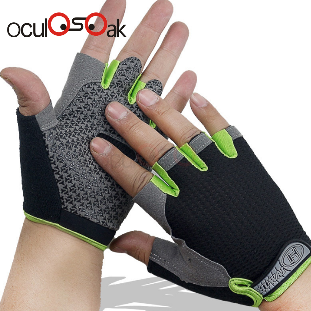 2019 Hot Fashion Gloves Half finger Mittens Fingerless Gloves for Men Women Exercise Luva Tatica Guantes in Men 39 s Gloves from Apparel Accessories