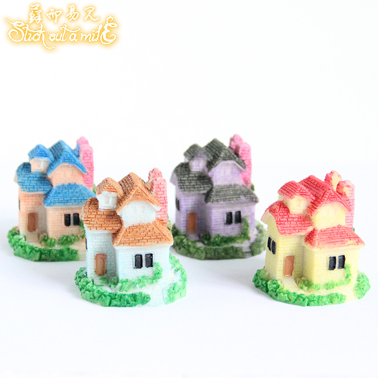 Online Get Cheap Fairy Houses Garden Aliexpresscom Alibaba Group