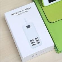6-Port USB Charging Hub