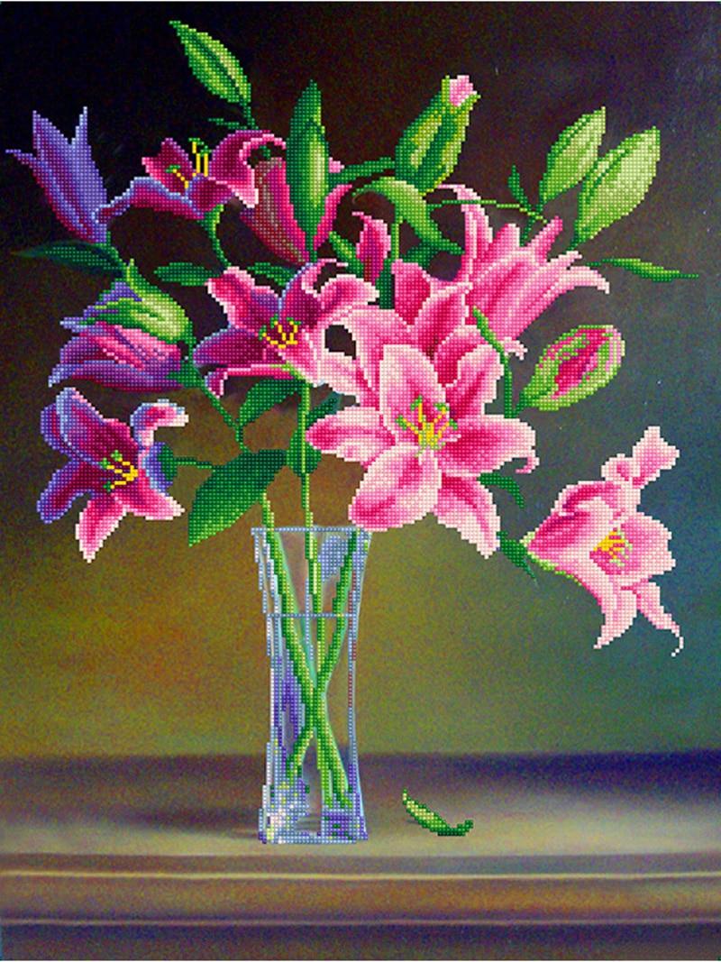 Zambak çiçek yatağı: yaratma ve bakım ipuçları
