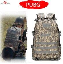 Купить с кэшбэком WeGang backpack Playerunknown's Battlegrounds PUBG Laptop Backpacks Travel bag For Teenager Fashion Male Mochila Travel D081
