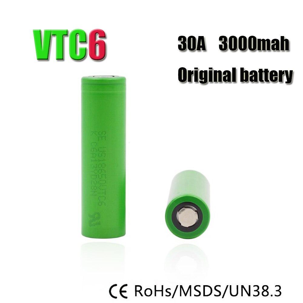 Baterias Recarregáveis sony Tamanho : 18650