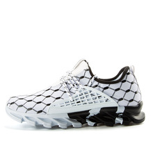 Spring and summer blade wild casual mens shoes comfortable large size sports mesh breathable Korean version of running