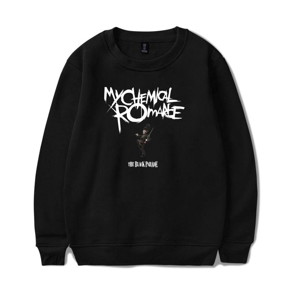 My Chemical Romance Hoodies Men Women Black Parade Punk Emo Rock Hoodie Sweatshirt Fall Winter Tracksuit Tops Oversize Clothes