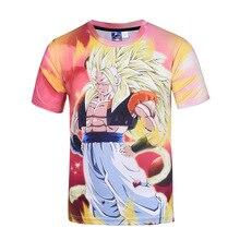Dragon Ball Z Super Saiyan Goku Shirts